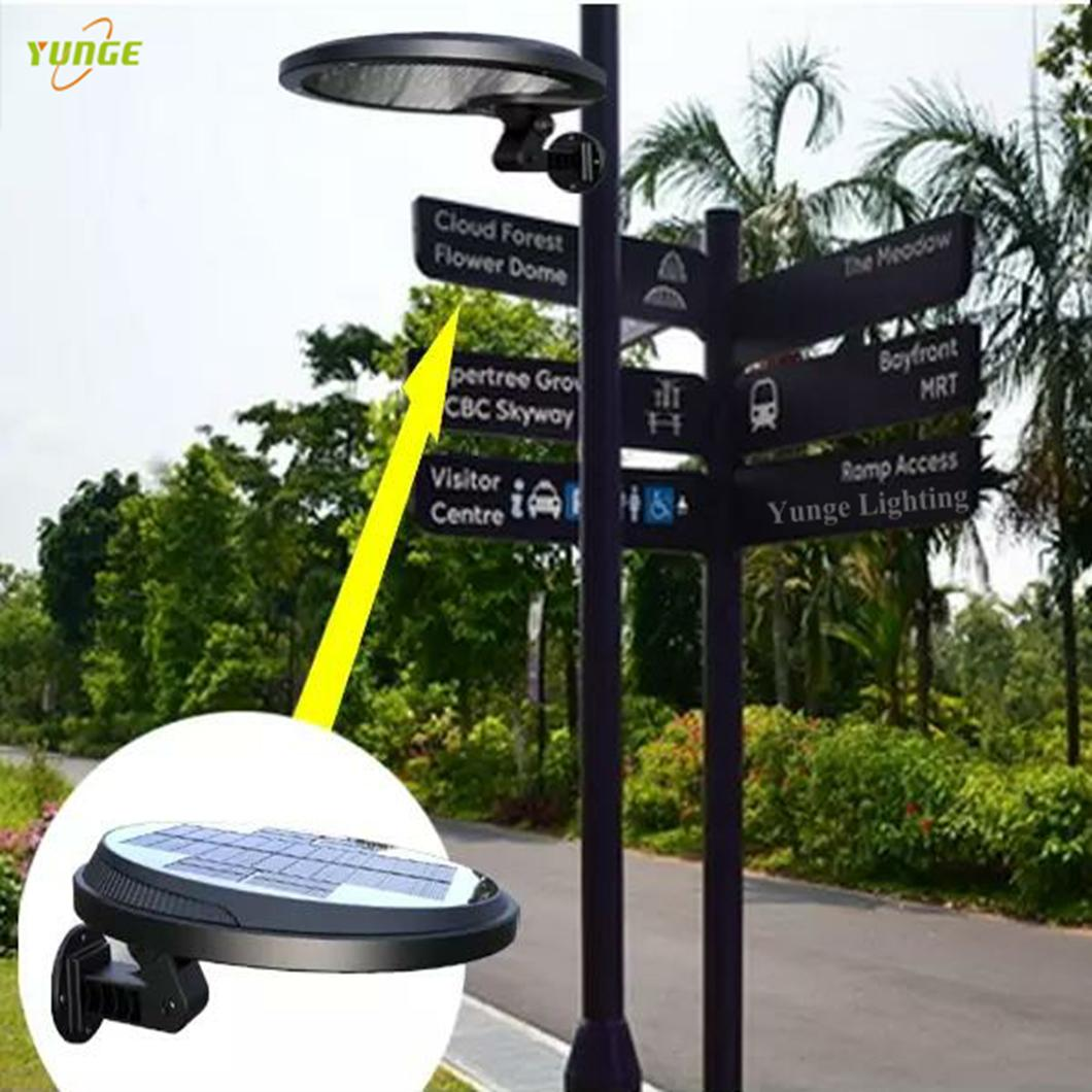3W solar panel,6W LED Solar Motion Wall Light With Alarm System 12