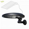 3W solar panel,6W LED Solar Motion Wall Light With Alarm System 2