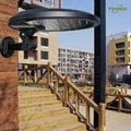 3W solar panel,6W LED Solar Motion Wall Light With Alarm System 14