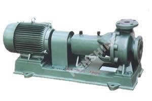 IHF氟塑料衬化工离心泵 1