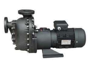 CQB-F 氟塑料衬磁力泵 1