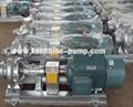 RY导热油泵/高温离心泵