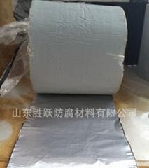 粘弹性铝箔防腐胶带