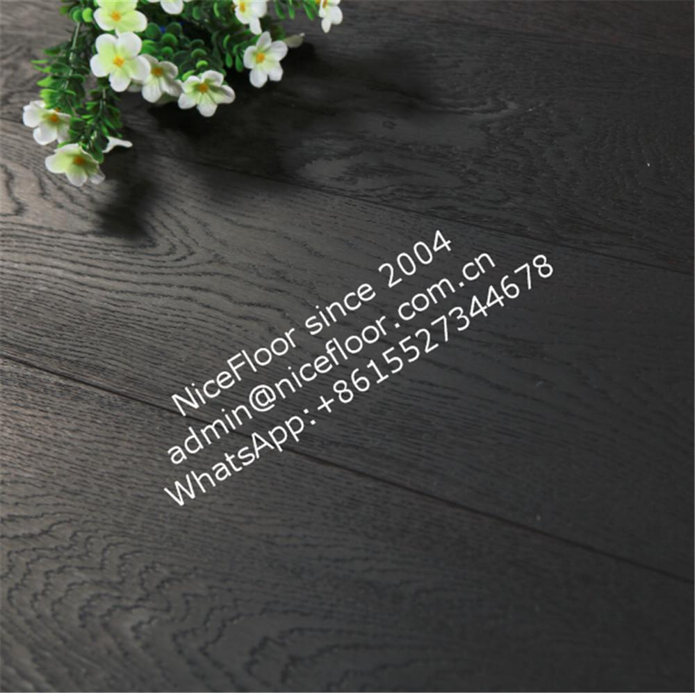 8mm/12mm German HDF Waterproof Wood Laminated Flooring 3