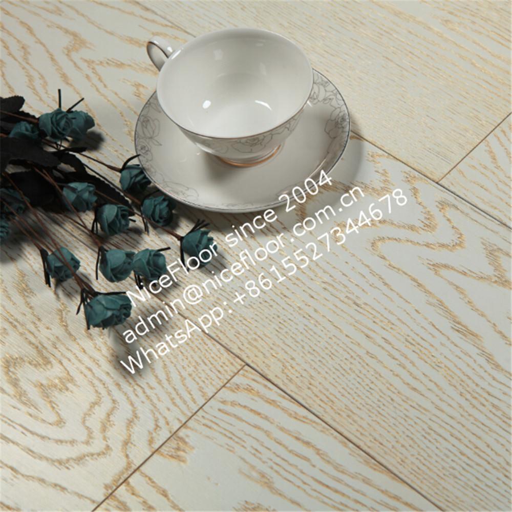 NICE FLOOR indoor HDF wood 12mm laminate flooring  3