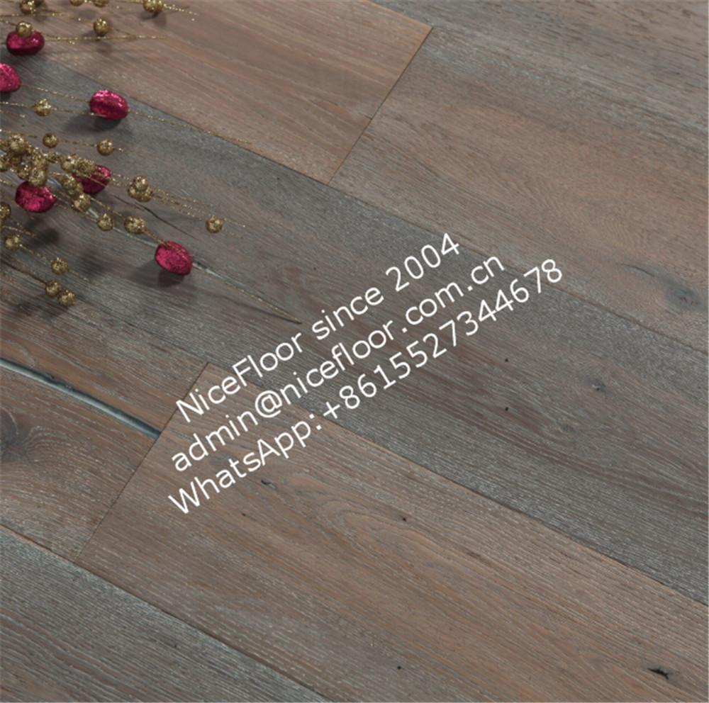 NICE FLOOR indoor HDF wood 12mm laminate flooring  5
