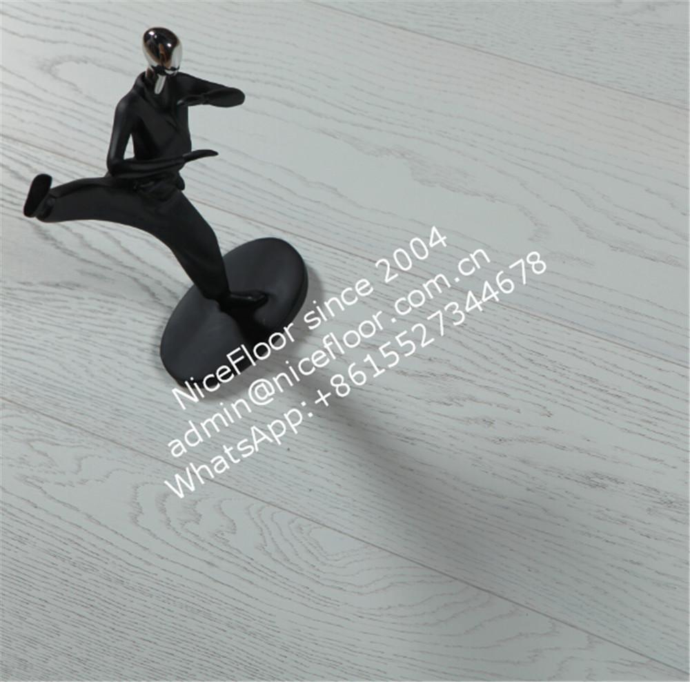 NICE FLOOR indoor HDF wood 12mm laminate flooring  1
