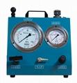 Air-Driven High Pressure Pump 2