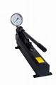 Hand pressure pump