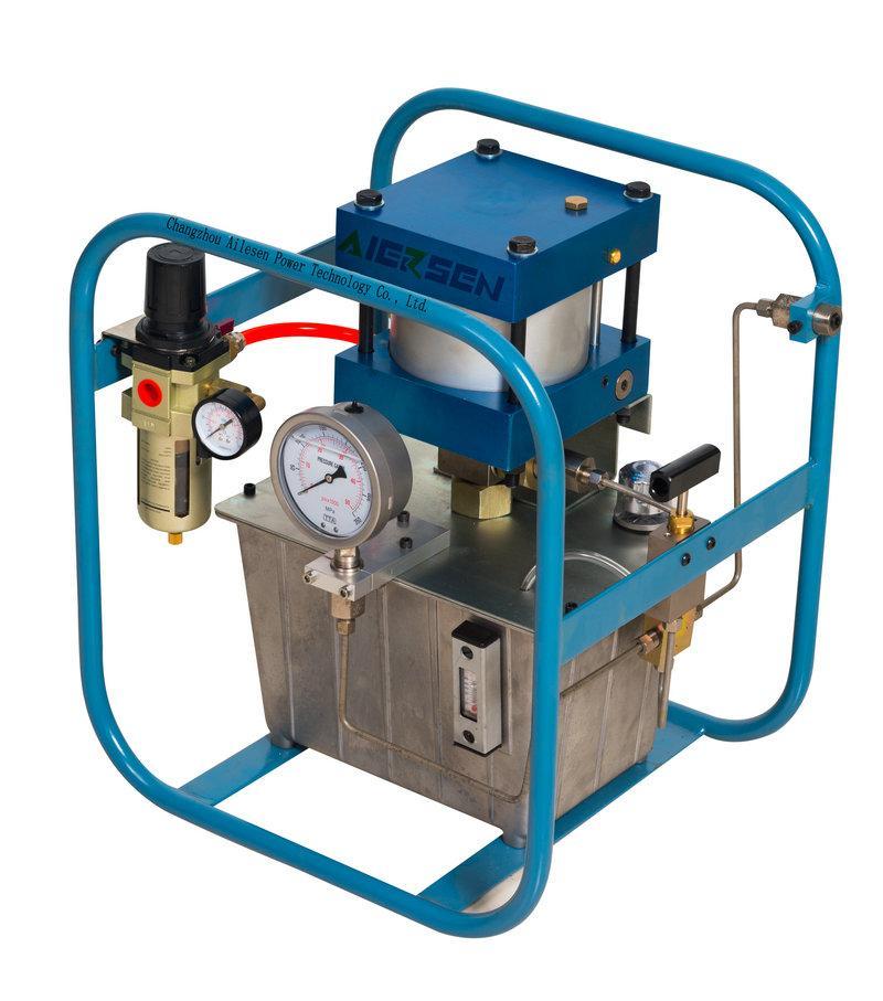 High-pressure pump 1