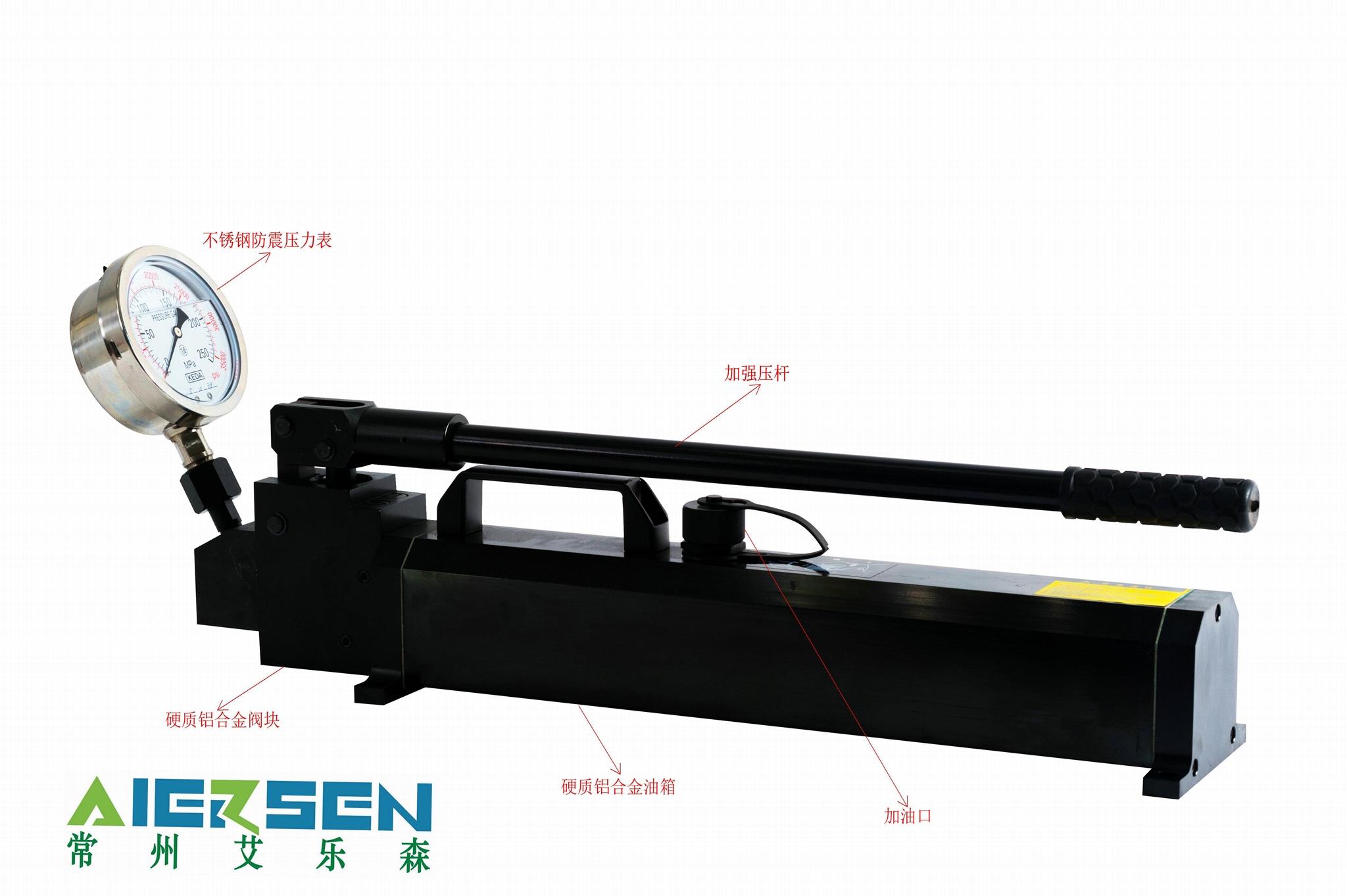 manual hydraulic pump 1