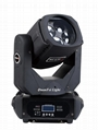 4x25w Super beam led moving head RGBW 4in1 led beam Light