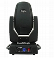 DJ Equipment Beam Spot Wash 3in1 beam 350W 17r