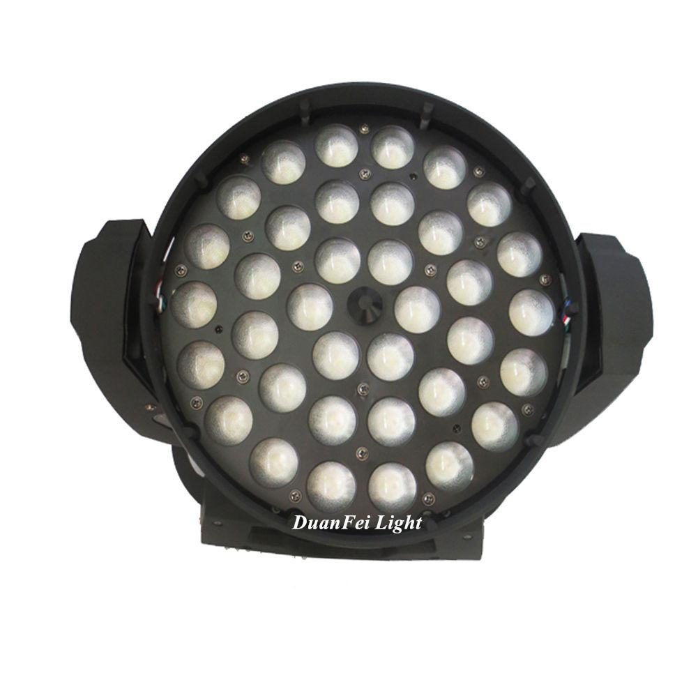 Stage led light 36x18w 6in1 rgbwa uv moving head led wash zoom 3
