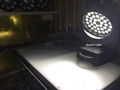Stage led light 36x18w 6in1 rgbwa uv moving head led wash zoom 8