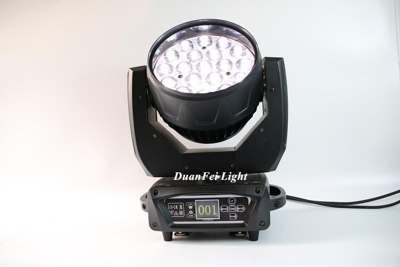 stage lighting wash rgbw led moving head wash zoom light 19x15w 5
