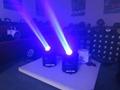 Super Beam 60W 4in1 RGBW LED Moving Head Beam LIght