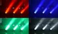 led matirx moving head beam rgbw 4in1 9x12w