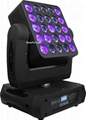 Disco Light 25x12W LED Matrix Moving Head Light Led beam Moving head