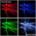 Party Decoration dmx cree lyre led beam Moving head 8x10w rgbw 4in1