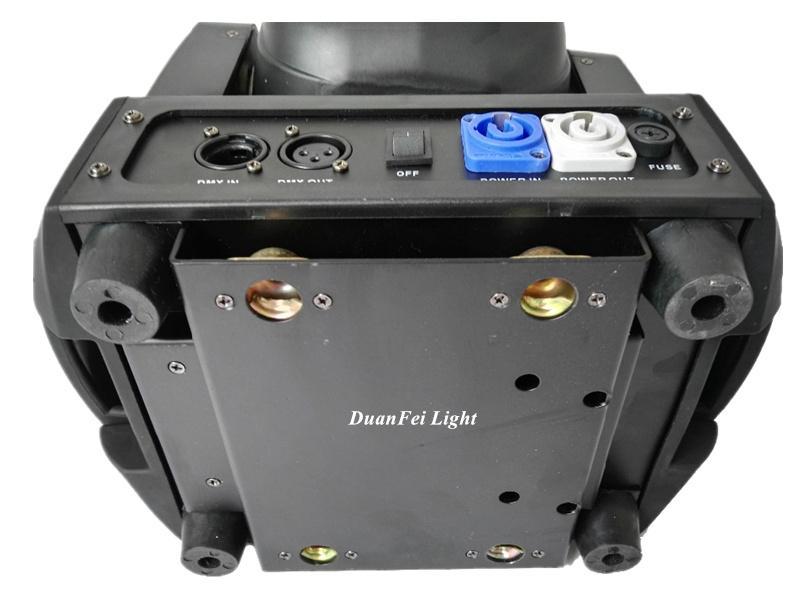 mini moving head high bright 6x25w dj pro beam led moving head disco stage light 5
