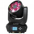 mini moving head high bright 6x25w dj pro beam led moving head disco stage light 7