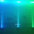 Dmx mini led moving head beam 60W RGBW 4in1 disco moving head led