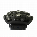 6x12w LED Moving Head Light dmx RGBW led