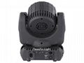 12x12W Cree LED Moving Head 4in1 Beam moving head  wash led Stage Lighting Dj