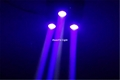 Mini led stage light beam 3x10w rgbw 4in1 led mini moving head beam disco led