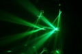Scanner led moving head 4x10w RGBW 4in1 LED Moving Head Beam Light show disco