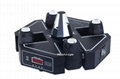Scanner led moving head 4x10w RGBW 4in1