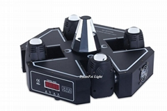 Beam Scanner led moving head 4x10w RGBW 4in1 LED Moving Head Beam Light