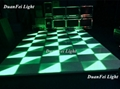 Amazing effect stage floor led 1x1m dmx dance floor led outdoor led dance floor