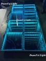 432pcs led dance floor 3D led mirror floor stage dance floor 100x100cm