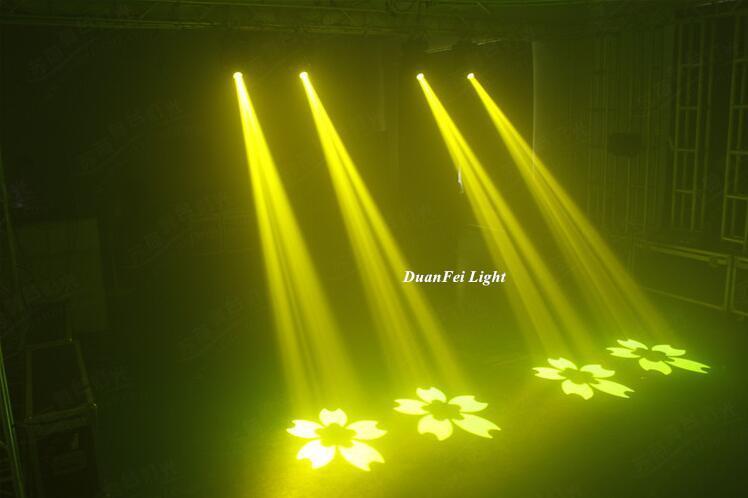 pro DJ lyres spots moving head light stage Led beam 150w 5