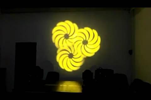 Stage Equipment dj moving head 120W LED Spot Moving Head Light  6