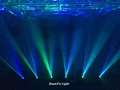 led light 90watt moving head gobo led spot light