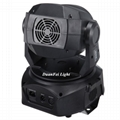 Party lyre spot light led moving head 60w