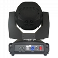 19x15w 4in1 rgbw led big bee eyes moving head zoom beam Light