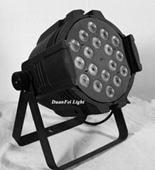 18x10w led par can rgbw par led indoor par light led 4in1