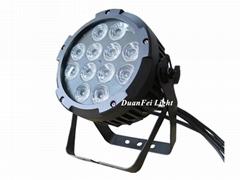 waterproof dmx led par rgbwa uv 6in1 dj wash led par light ip 65 led par 12x18w