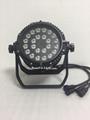 IP65 Rgbwa par light 24x15w 5in1 led par