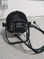 High quality 14x10w rgbw par led outdoor par 64 led waterproof flat par led