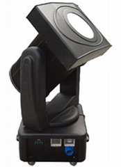 high power Waterproof roof top sky searchlight 5000W sky beam light moving head