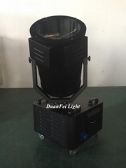 sky tracker light 4000W sky search light sky beam light outdoor projector search