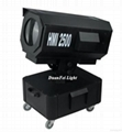 HMI 2500W Sky Rose Lamp Light sky light multi colorful sky beam