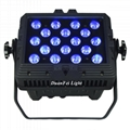 ip65 led city color 18x10w 4in1 rgbw city color led outdoor wall washer light