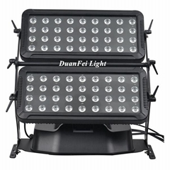 ip65 led wall washer light dmx outdoor led city color light rgbw 4in1 72x10w