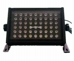 outdoor dmx wall wash led stage lighting led city color rgb 3in1 54x3w